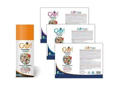 Label, Sticker, Packaging Design