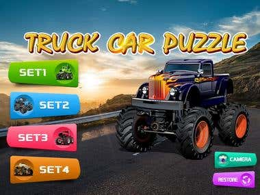 Truck Game - Unity3D