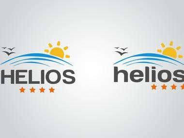 Helios Logo Design