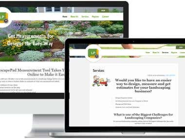 www.landscapepad.com - Landscapping SaaS
