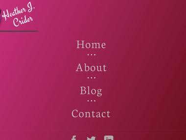 Website Edits