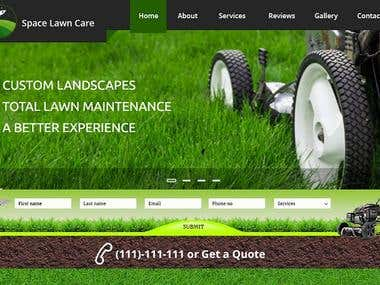 Space Lawn Care