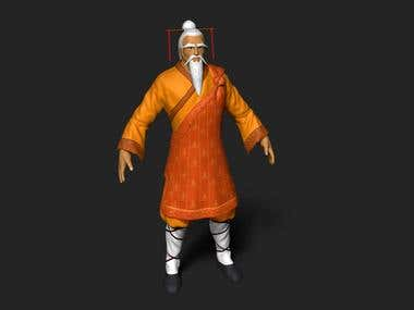Abbot of Shaolin
