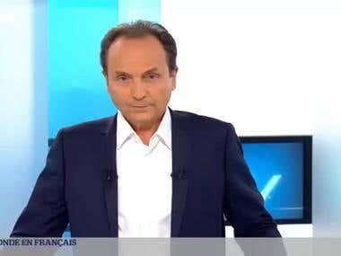 """TV5 MONDE : """"La crise migratoire au cœur de la polique"""""""