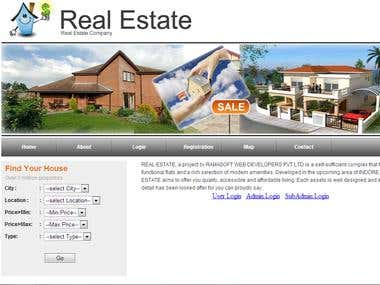 REAL ESTATE..
