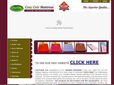 Cozycoirmattress