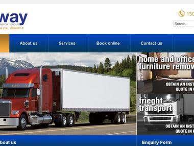 Ozway Website