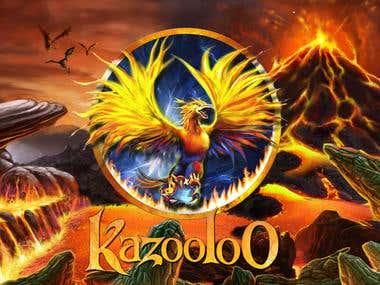 KAZOOLOO - POSTER
