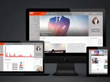Online exchange site