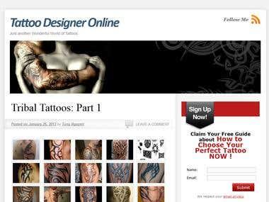 My Developed Websites