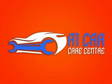 A1 Car Care Center LOGO