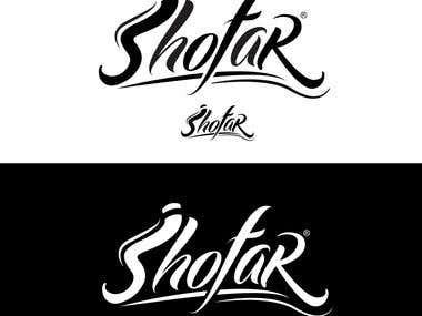 Logo for artist