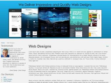 Wordpress Sample