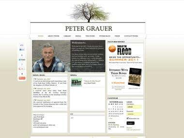 Author: Peter Grauer Website