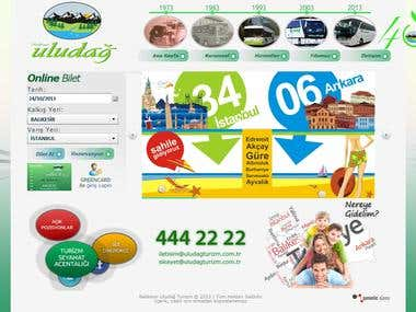 Tourism and Travel Agency Web Site Design