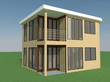70m2 House