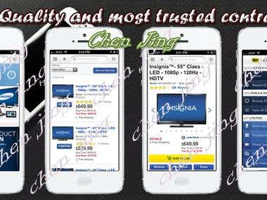 Shopping App(IOS)