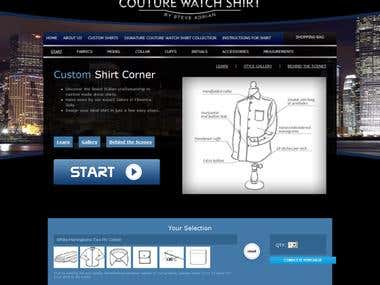 Couture Watch Shirt