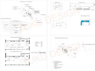 LAUNDRY ENGINEERING PROJECT (CAD)