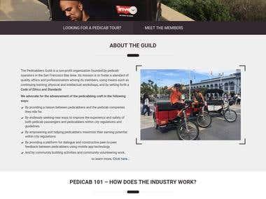 Pedicabbers Guild