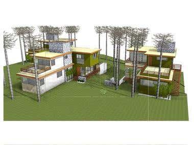 Housing design Access