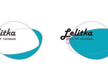 Lelitka Handmade Store Logo