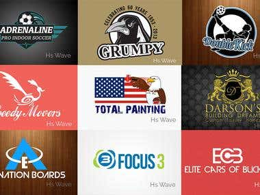 Best logo design set2