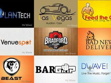 Best Logo Design Set5