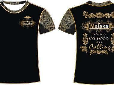 T shirt Design wining compitation