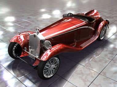 Alfa Romeo Spider 1932