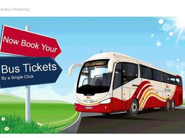 Online Bus Ticketing