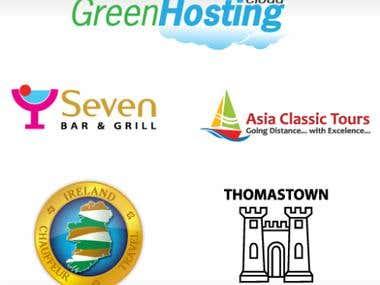 Our Designed Logos