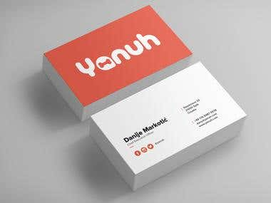Yanuh Corporate Branding