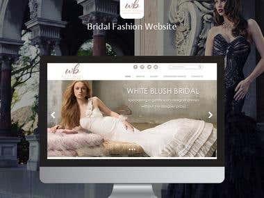 White Blush Bridal