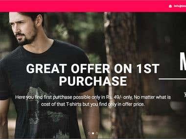 Tmad Online Shopping Portal