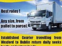 Delivery flyers