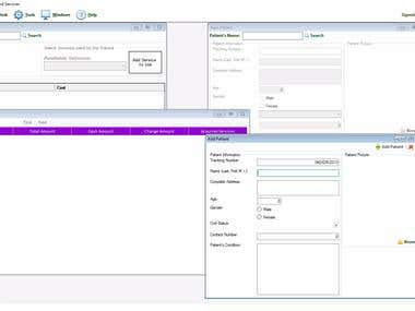 Clinic Billing Software