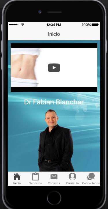 Dr Fabian Blanchar