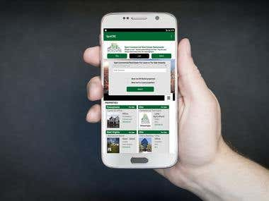 SpotCRE Android Application