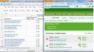 web search portfolio