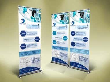 Simple Banner Design for Novorem!