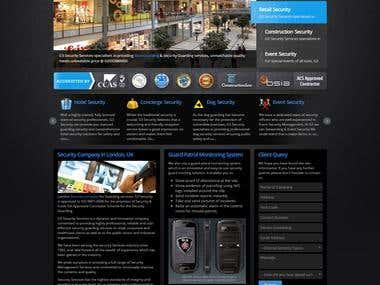 WordPress technology- Security Company