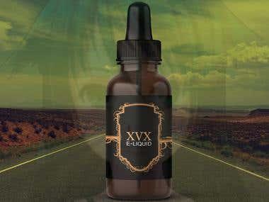 XVX Evapour Bottel