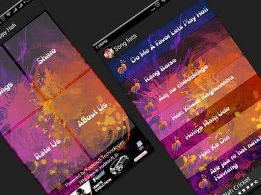 Holi Application Kodesoft