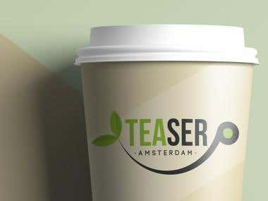 Logo for TEA business