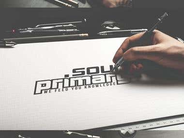 Primary Source Logo design