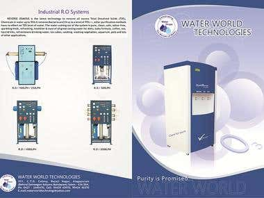Brochure Design, Product Catelog design