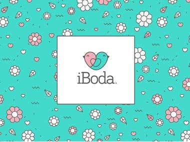 Identidad corporativa - Iboda