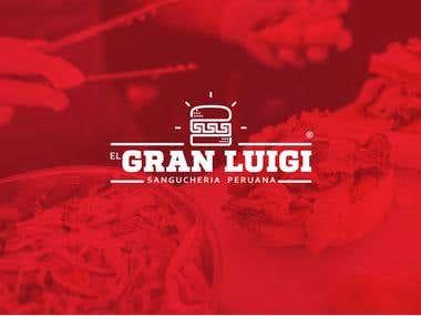 Identidad corporativa - Gran Luigi