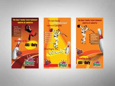 Press ad, Poster & Other print works